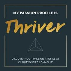 A guide to finding your passion - @clarityonfire