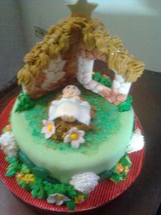 torta nacimiento