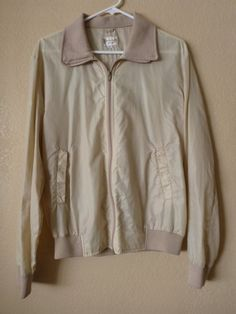 vintage wind breaker by Briarcliffe Collection. 90's