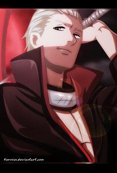 Naruto Shippuden - Hidan by Kuroscz.deviantart.com on @DeviantArt
