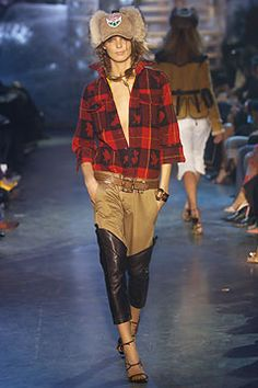 Dsquared² Fall 2004 Ready-to-Wear Collection Slideshow on Style.com