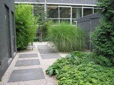 tuinontwerp kleine tuin - Google zoeken Small Garden Design, Ecology, Sidewalk, Backyard, Modern, Pictures, Amsterdam, Google, Landscaping Ideas