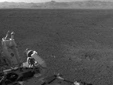 NASA's Mars rover Curiosity  will spend its first weekend on Mars transitioning to software better suited for tasks ahead, such as driving and using its strong robotic arm.