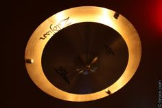 Cymbal Ceiling Light