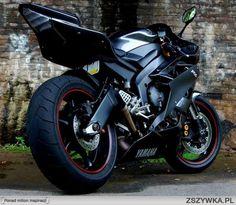 My dream bike! Yamaha R6
