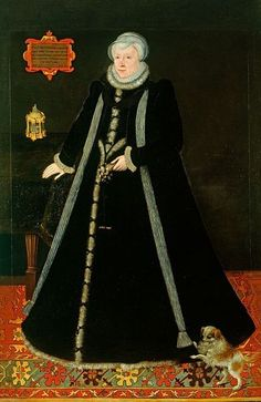 Margaret Douglas, Countess of Lennox, daughter of Margaret Tudor, Queen of Scotland | Flickr - Photo Sharing!