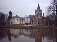 The Castle de Renesse is a castle located in the village of Oostmalle (Malle), in the Campine region of the province of Antwerp (Flanders, Belgium).