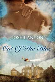 Out of the Blue by Josh Lanyon. 4 sweet peas. Review link: http://mrsconditreadsbooks.com/index.php/?p=13213