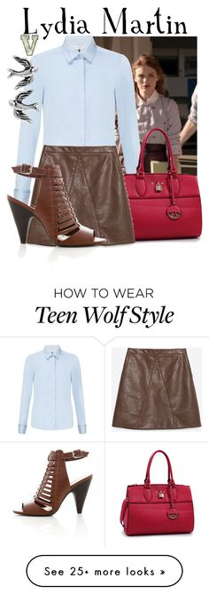 """""""Lydia Martin (Teen Wolf)"""" by fabfandoms on Polyvore featuring John Lewis, Zara and Itsy Bitsy"""