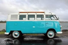 1964 Volkswagen Kombi Transporter Kombi Type 1 Manual