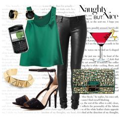 """Anastasia Steele's Outfit for drinks at the Georgia Hotel Bar"" by bigbadbrookie on Polyvore"