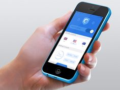 Animated UX Concepts for Mobile Applications.