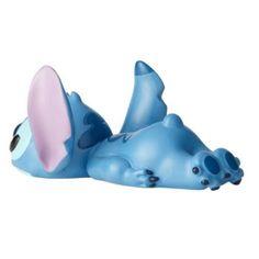 Disney Showcase Stitch Laying Down Mini Figurine 6002189 New 28399144969 | eBay