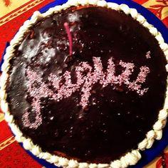Ricette di Ricordi: Torta di cioccolato ungherese, il regalo che mi co...