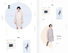 """Check out this @Behance project: """"Böll Fashion E-commerce Website"""" https://www.behance.net/gallery/51490675/Boell-Fashion-E-commerce-Website"""