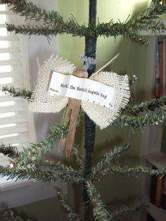 KayteeJanes House: Homemade Ornaments