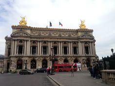 Opéra Garnier en Paris, Île-de-France