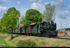 RailPictures.Net Photo: U 46 101 JHMD U 46 at Blazejov, Czech Republic by…