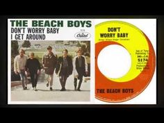 The Beach Boys - Don't Worry Baby. My album for today was The Beach Boys Songbook, a record of instrumentals of their songs. Here is a classic Beach Boys tune The Beach Boys, The Ronettes, Lynn Anderson, Soul Songs, 60s Music, Beautiful Songs, Greatest Songs, Kinds Of Music, Make Time