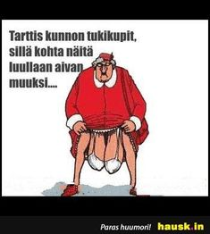 HAUSK.in - Hauskat kuvat ja vitsit. Hyvällä tuulella joka päivä! Old People Cartoon, Poetry Feelings, Sarcastic Humor, Laugh Out Loud, Trending Memes, Erotic, Comedy, Funny Pictures, Mood