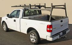 The Job-Site Forklift Accessible Truck Rack