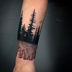 Honeycomb dotwork tattoo - Google Search