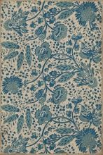 Introducing the Williamsburg Vintage Vinyl Floor Cloth by Spicher and Company. The initial collection is inspired by the rich textile, print and decorative arts archives of The Colonial Williamsburg Foundation. Floor Cloth, House Front Design, Colonial Williamsburg, Art Archive, Beige Background, Vinyl Flooring, Vinyl Rug, Outdoor Settings, Garden Gates