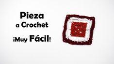😍👌Pieza a Crochet. Very easy to do.