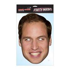 Prins William Mask