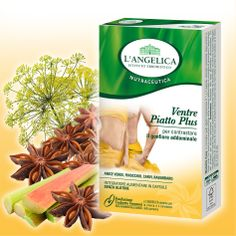 Ventre Piatto Plus #integratore #beauty  #langelica #silhouette