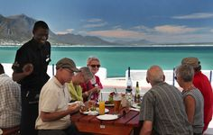 WINE & DINE with seaview #SouthAfrica