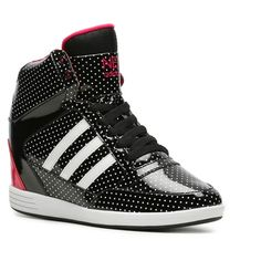 adidas NEO Super Wedge Sneaker - Womens and other apparel, accessories and trends. Browse and shop related looks.