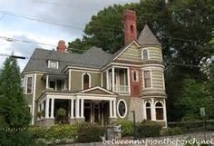Two Story Porches: Build a Porch Way Up High