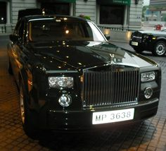 The Peninsula, one of the world's most elegant hotels, and a well known Hong Kong icon, is famous for its fleet of Rolls Royce cars.