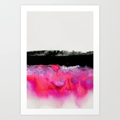 Buy Immersed Art Print by Georgiana Paraschiv. Worldwide shipping available at Society6.com. Just one of millions of high quality products available.