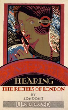 1927: 'Hearing the riches of London'