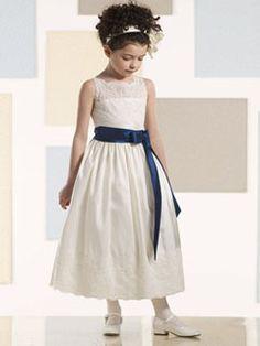 vestidos niños blanco dorado azul rey - Buscar con Google