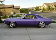 1970 PLYMOUTH BARRACUDA CUSTOM 2 DOOR COUPE