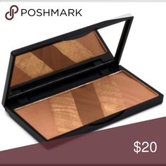 ✨Beaute Basics Bronzer✨ Brand new in box. Use individually or mix together for your ultimate Bronze and Glow - Full-Size Compact with Mirror - 3 Matte and 2 Shimmer Gold Pressed Powders Net wt. .10g / 0.3527 OZ. Sephora Makeup Bronzer