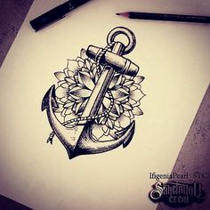 #anchortattoo #mandala #mandalatattoo #tattoo #anchor #sketch #saketattoocrew #ifisake #ifipearl #dotworktattoo #dotwork #dotism #pointillism #inkedup #inkedaddicts #tattoolovers