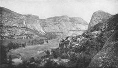 Hetch Hetchy Valley Before Dam