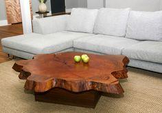 Jackson Coffee Table | Custom Coffee Table | David Stine Woodworking