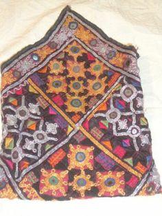 Banjara clutch purse Messenger Bag Vintage India handicraft