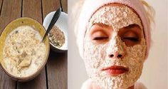 A Miracle Face Mask For All Skin Types – Get a Healthy and Clear Skin In Only 15 Minutes! Healthy Habits, Get Healthy, Healthy Skin, Oatmeal Mask, Lifestyle Articles, Beauty Recipe, Clear Skin, Beauty Hacks, Natural Remedies