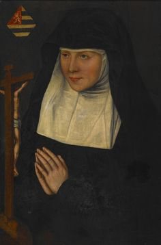 abbess | Abbess at Prayer | Indianapolis Museum of Art