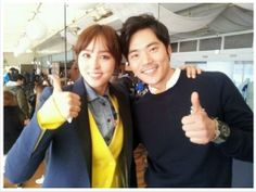 Kim Kang Woo and Han Hye Jin reveal their outstanding appearances in Healing Camp