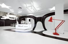 20/20 Vision: Leo Burnett Office by Nefa Architects | Projects | Interior Design