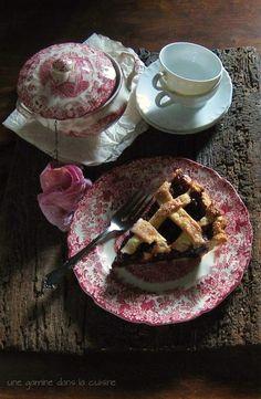 Blueberry-Strawberry Pie | une gamine dans la cuisine