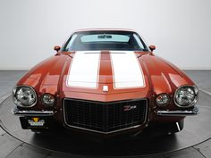 1970 Camaro Z28 RS | #Muscle