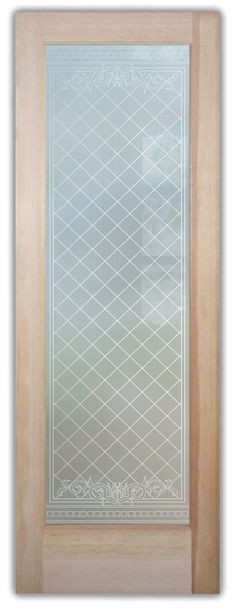Shop our glass entry doors. Customize your glass doors with a wide variety of quality designs to fit any decor. Start exploring your glass doors options now! Exterior Doors With Glass, Entry Doors With Glass, Glass Front Door, Glass Doors, Front Entry, Front Doors, Art Deco Borders, Lake Arrowhead, Cast Glass